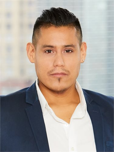 Xavier Quintanilla, a top realtor in New York City for Corcoran, a real estate firm in East Side.