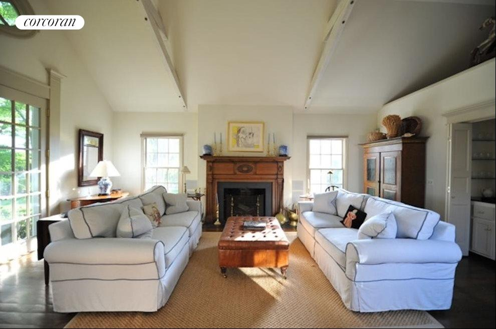 Living Room off Master Dedroom