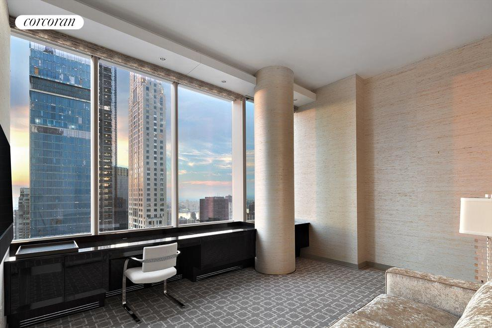 New York City Real Estate | View 157 West 57th Street, #58A | Bedroom