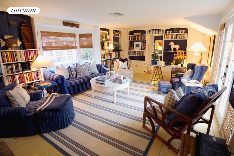 Den or second living room