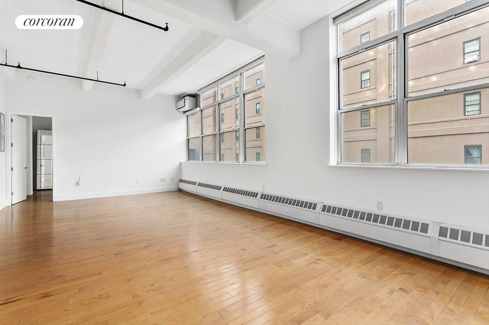 New York City Real Estate | View 970 Kent Avenue, #308 | Living Room