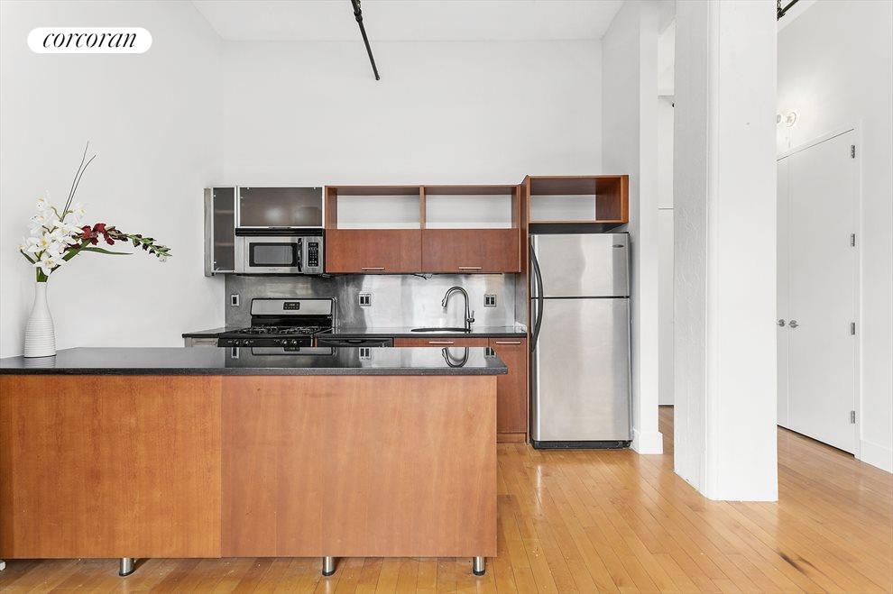 New York City Real Estate | View 970 Kent Avenue, #308 | Kitchen