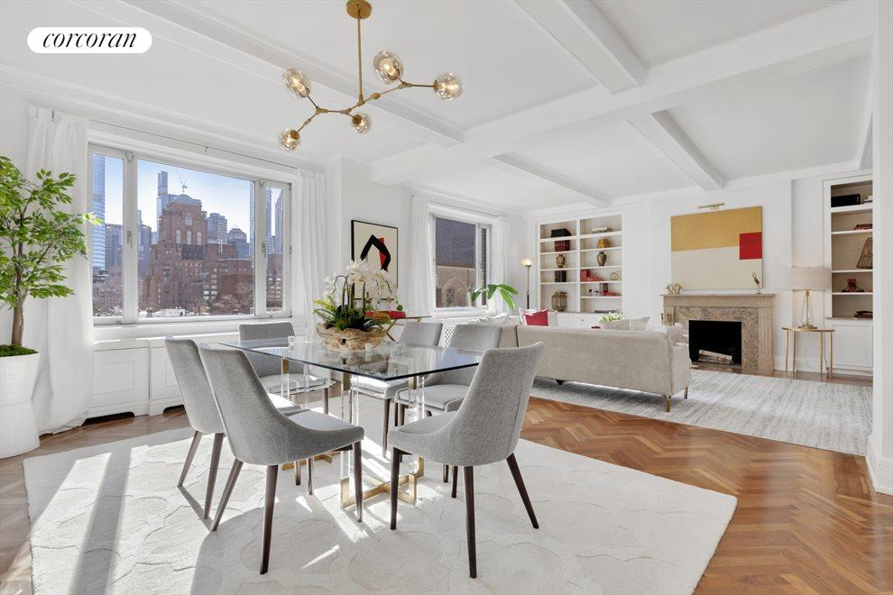 New York City Real Estate | View 139 East 66th Street, #7S | 3 Beds, 3 Baths
