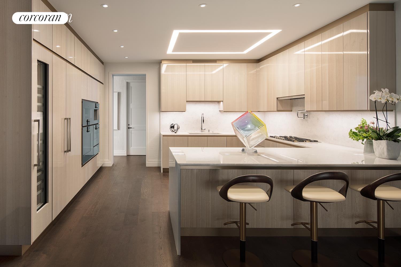 35 Hudson Yards Interior Photo