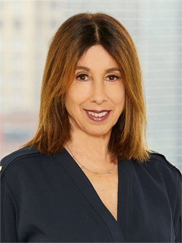 Francine Albert, a top realtor in New York City for Corcoran, a real estate firm in Park Avenue South.