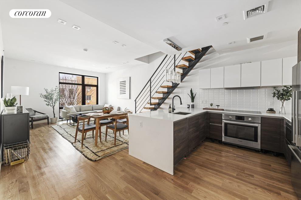 New York City Real Estate | View 1110 Madison Street, #2C | 2 Beds, 2 Baths