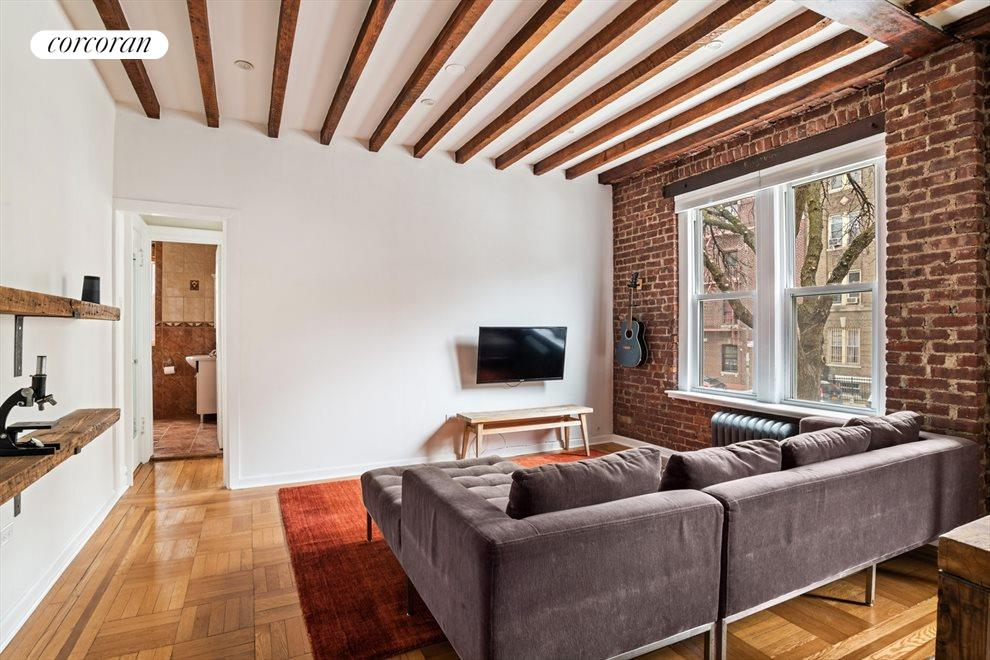 New York City Real Estate | View 683 41st Street, #18 | Living Room