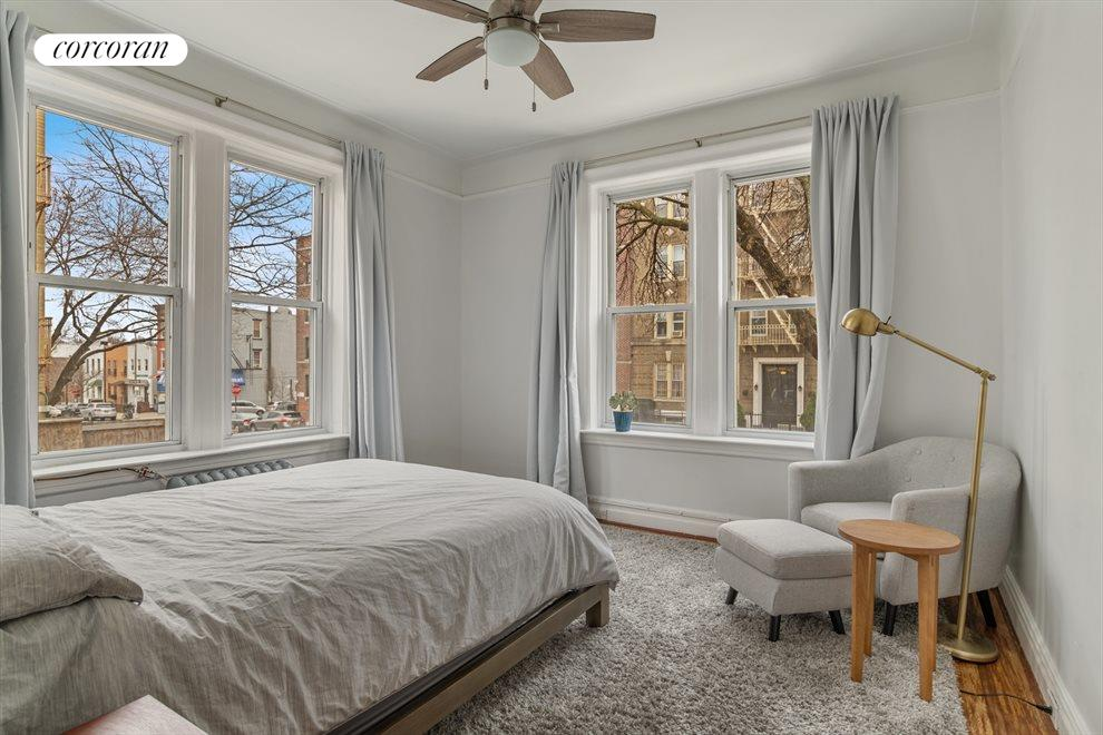 New York City Real Estate | View 683 41st Street, #18 | Bedroom