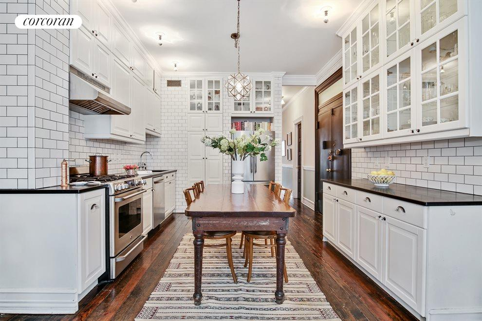 New York City Real Estate | View 801 Union Street, #2 | Kitchen