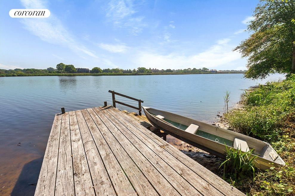363 Sagaponack Road - Dock