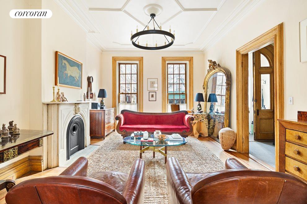 New York City Real Estate | View 119 Bergen Street | 7 Beds, 3 Baths