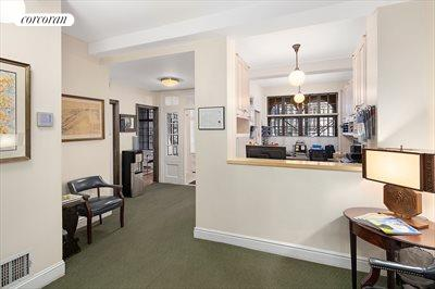 New York City Real Estate | View 160 East 72nd Street, #1A | Reception
