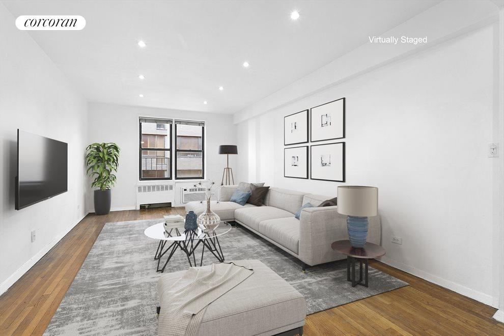 New York City Real Estate | View 330 East 70th Street, #3M | 1 Bed, 1 Bath