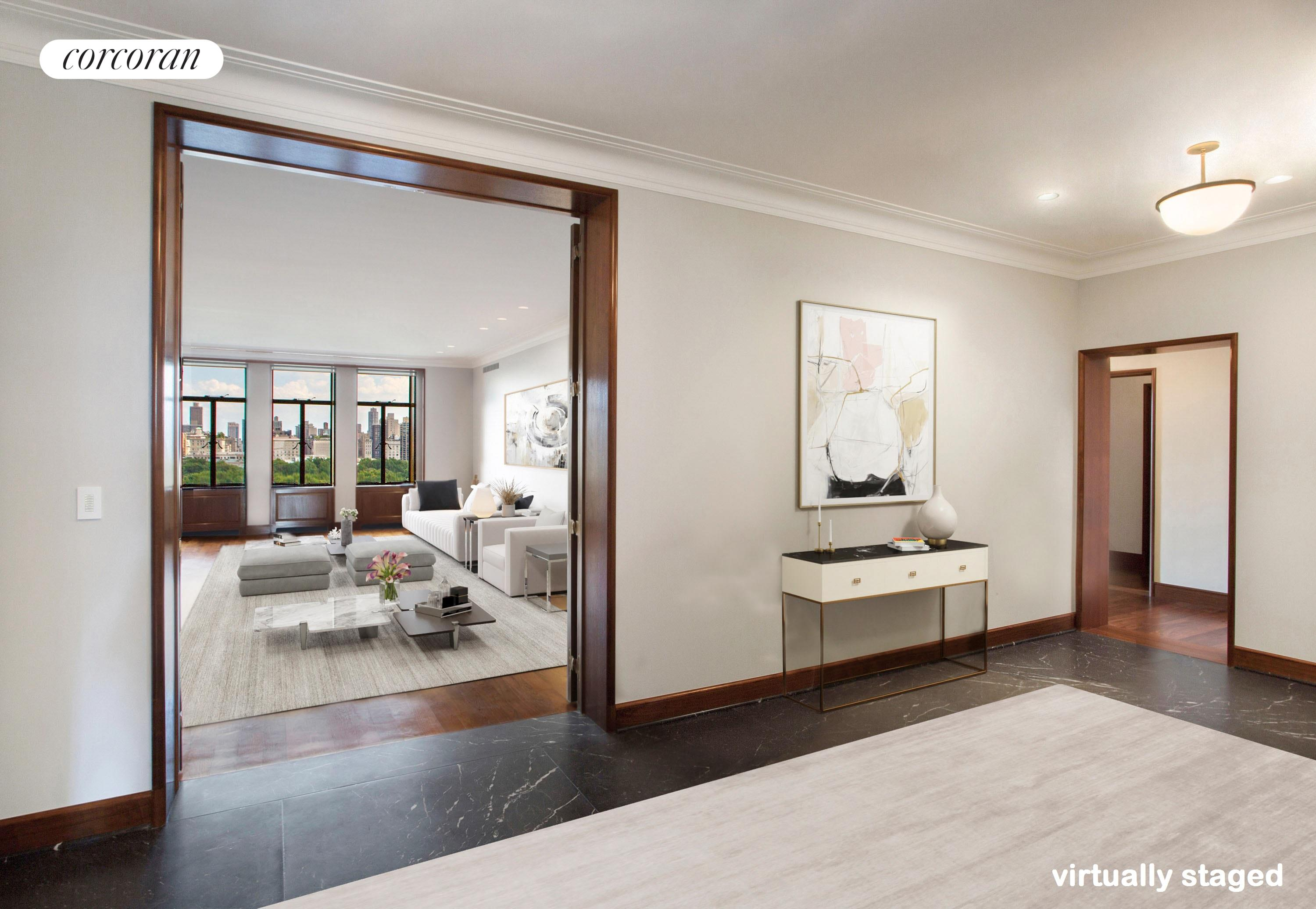 211 Central Park West Interior Photo