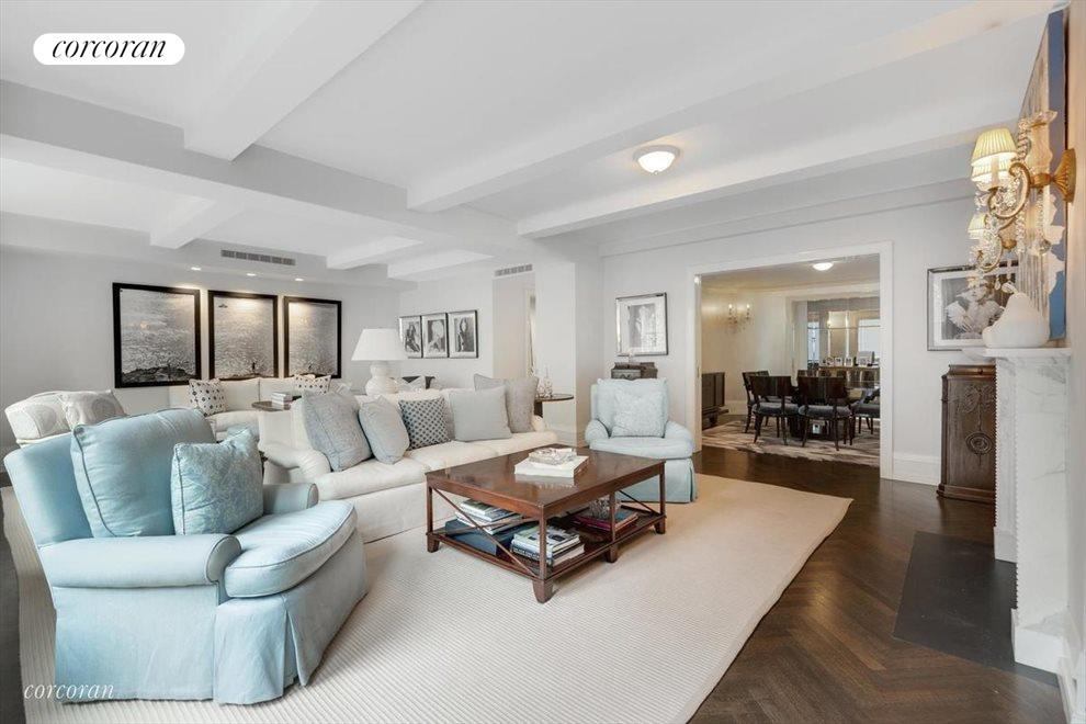 New York City Real Estate | View 575 Park Avenue, #105 | 4 Beds, 4 Baths