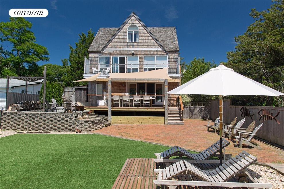 The Hamptons Real Estate | View Southampton | Rear Exterior