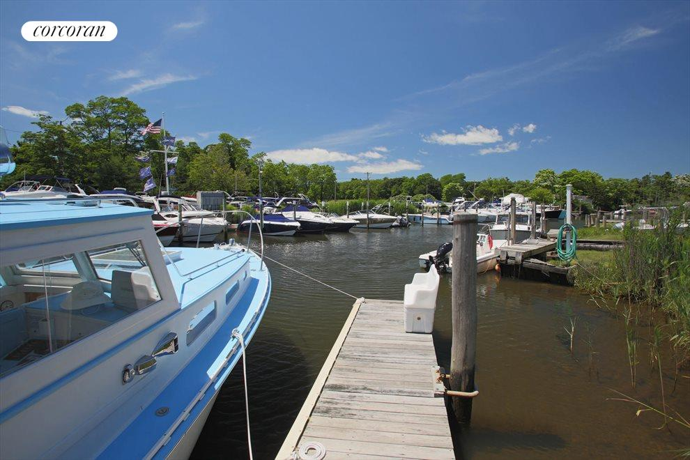 The Hamptons Real Estate | View Southampton | Dock
