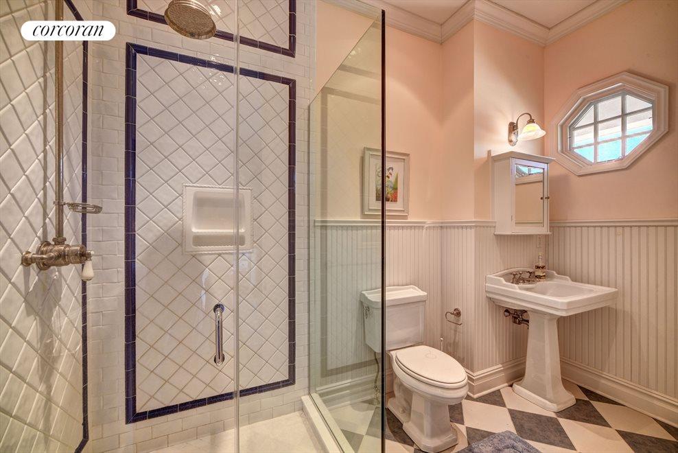 1st floor guest suite bathroom