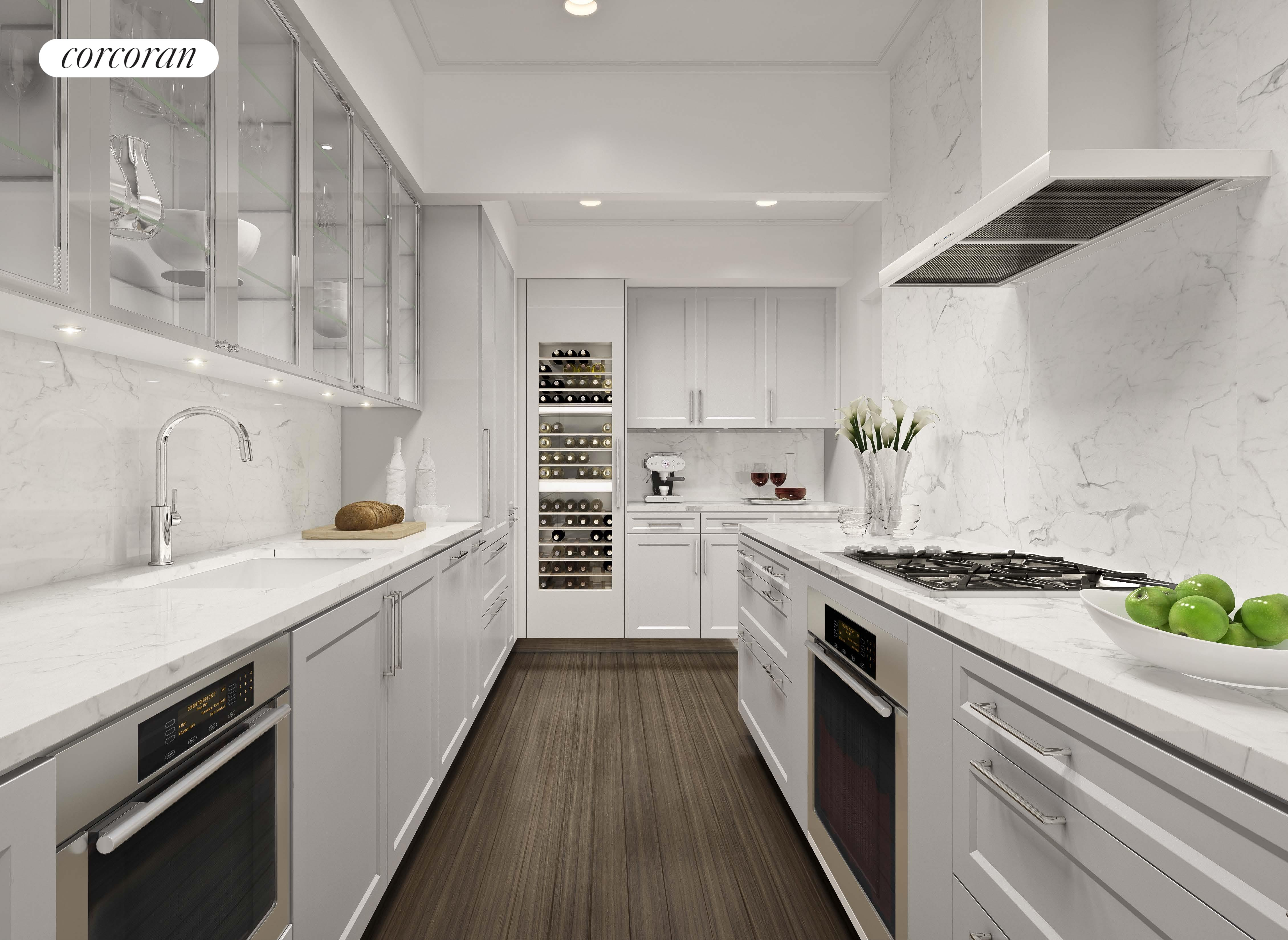 22 Central Park South, 6TH FLOOR, Kitchen