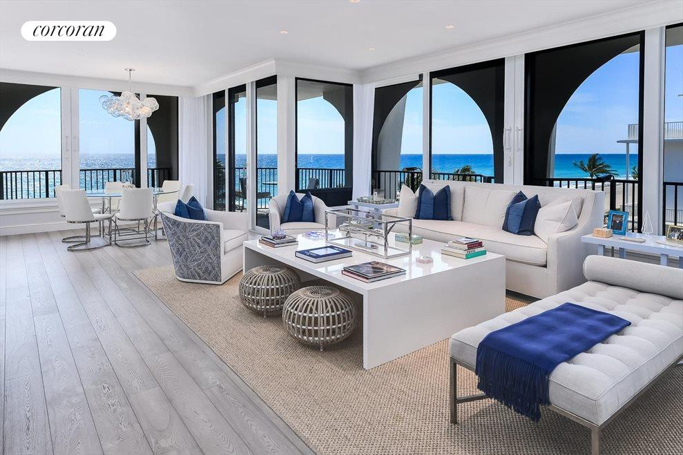 South Florida Real Estate | View 360 South Ocean Blvd 5A | 3 Beds, 3.5 Baths
