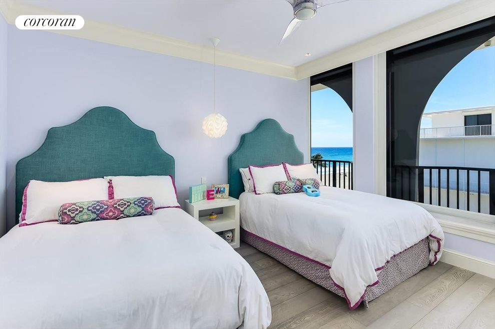 South Florida Real Estate | View 360 South Ocean Blvd 5A | Bedroom