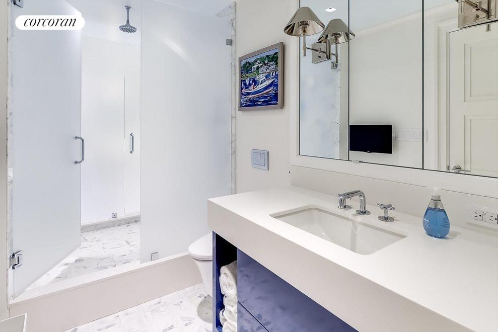 South Florida Real Estate | View 360 South Ocean Blvd 5A | Master Bathroom 2