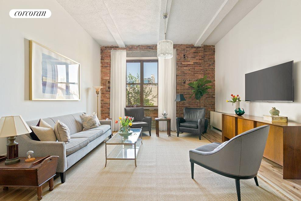 New York City Real Estate | View 28 Old Fulton Street, #4K | 2 Beds, 2 Baths