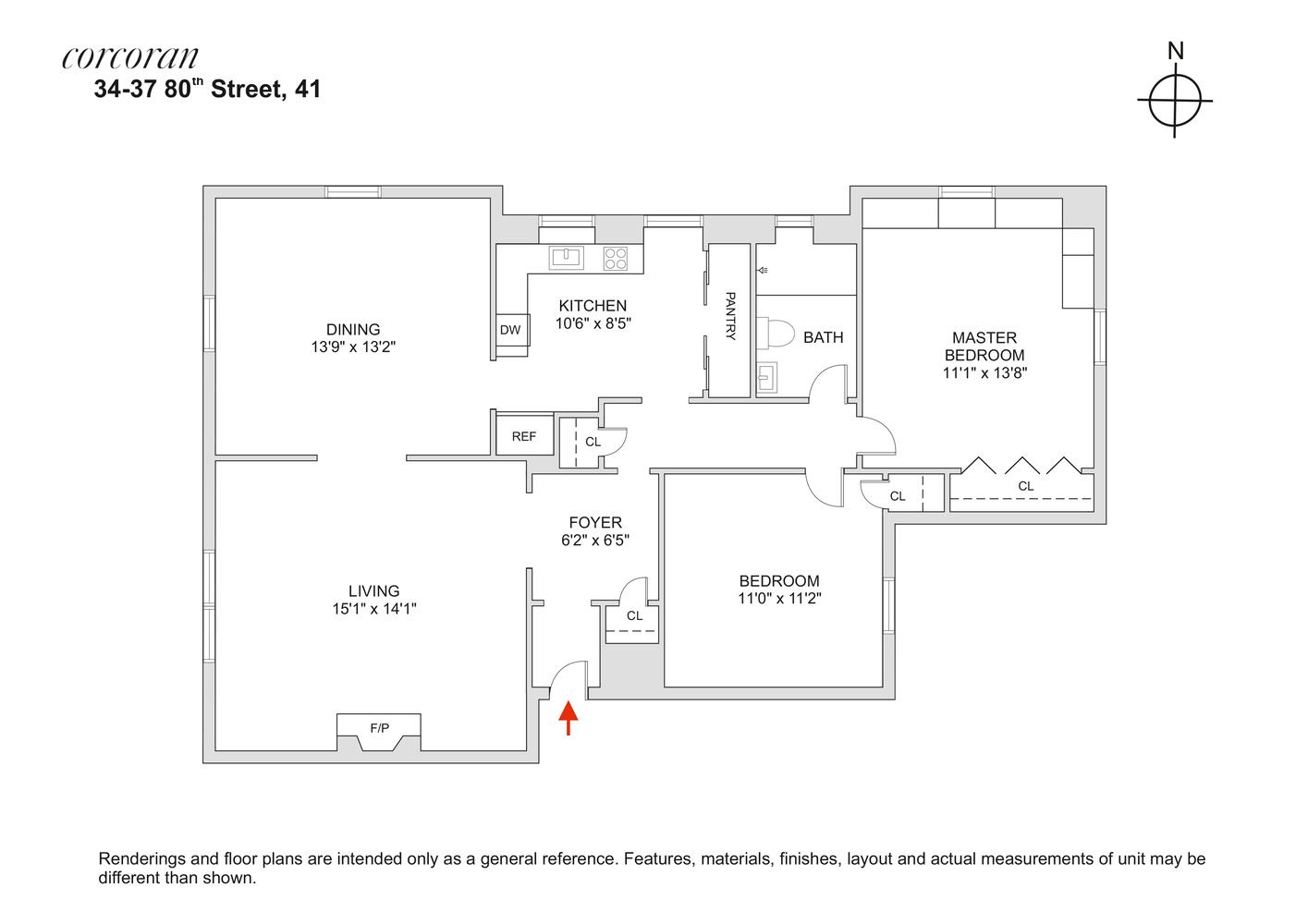 Apartment for sale at 34-37 80th Street, Apt 4th 41