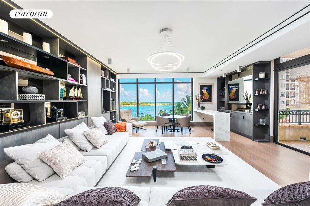 South Florida Real Estate | View 7046 Fisher Island Dr #7046 | 3 Beds, 3.1 Baths
