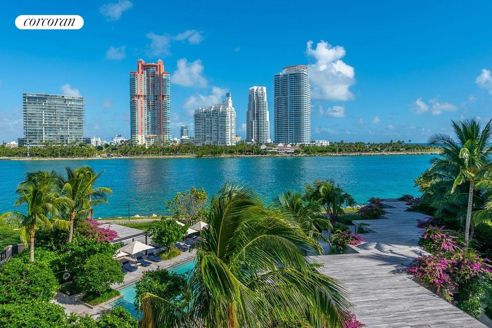 South Florida Real Estate | View 7046 Fisher Island Dr #7046 | room 23