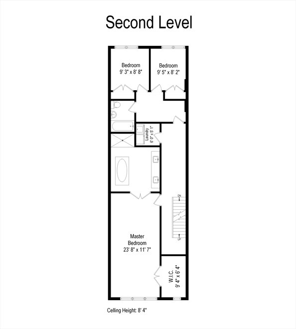 New York City Real Estate | View 44 Madison Street | Floorplan 2