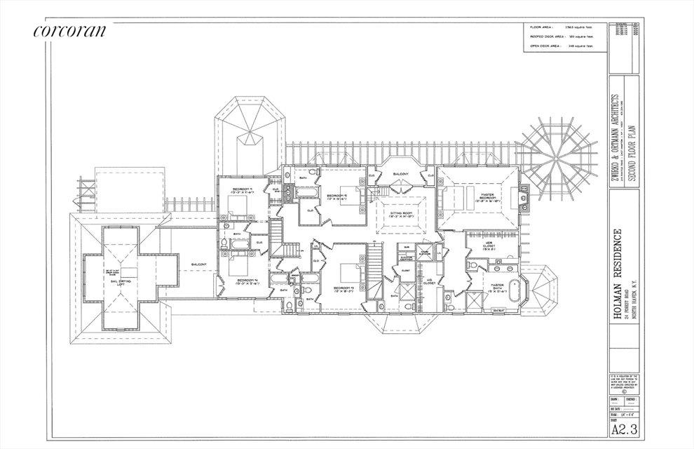 potential traditional home floor plan