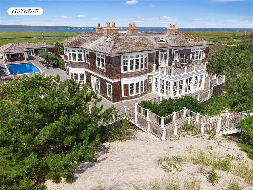 The Hamptons Real Estate | View 83 Dune Road | room 1