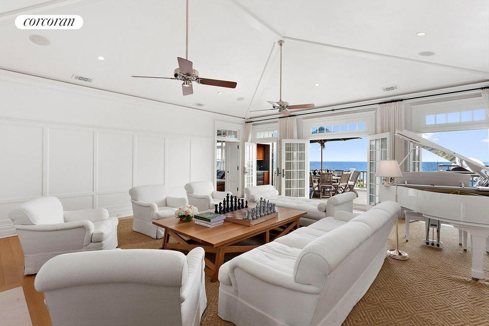 The Hamptons Real Estate | View 83 Dune Road | room 6