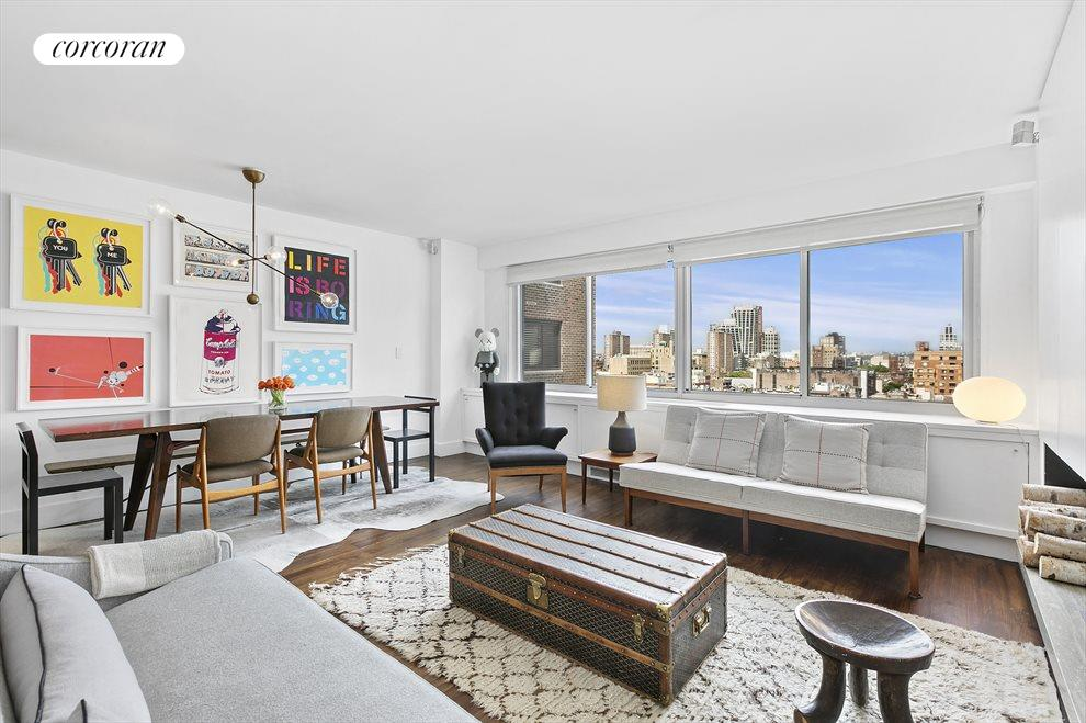 New York City Real Estate | View 201 West 21st Street, #PH14/15 | 4 Beds, 3 Baths