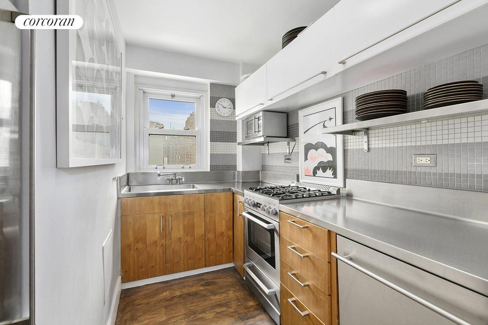 New York City Real Estate | View 201 West 21st Street, #PH14/15 | Kitchen