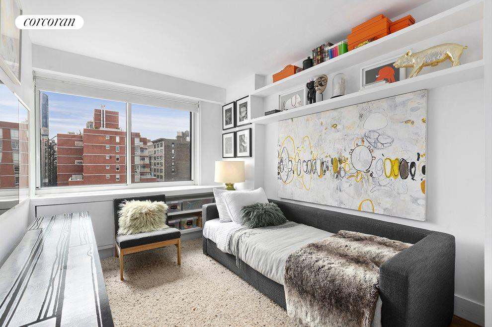 New York City Real Estate | View 201 West 21st Street, #PH14/15 | 4th Bedroom/Lounge