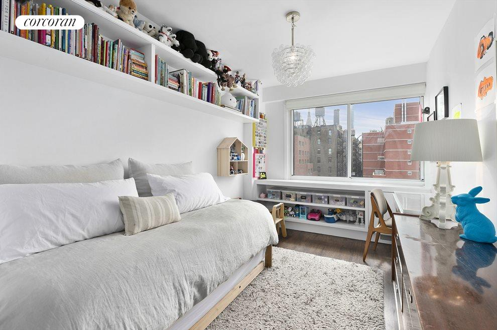 New York City Real Estate | View 201 West 21st Street, #PH14/15 | 3rd Bedroom
