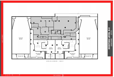 New York City Real Estate | View 260 East 67th Street, #RETAIL | Floorplan 2