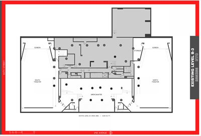 New York City Real Estate | View 260 East 67th Street, #RETAIL | Floorplan 3