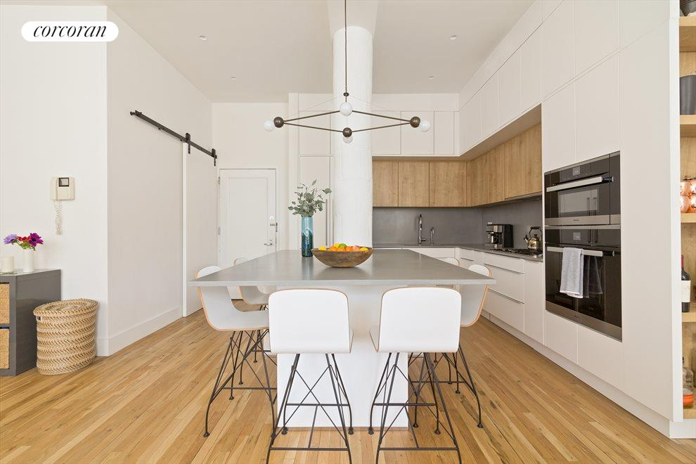 New York City Real Estate | View 438 12th Street, #3D | State of the Art Designer Kitchen