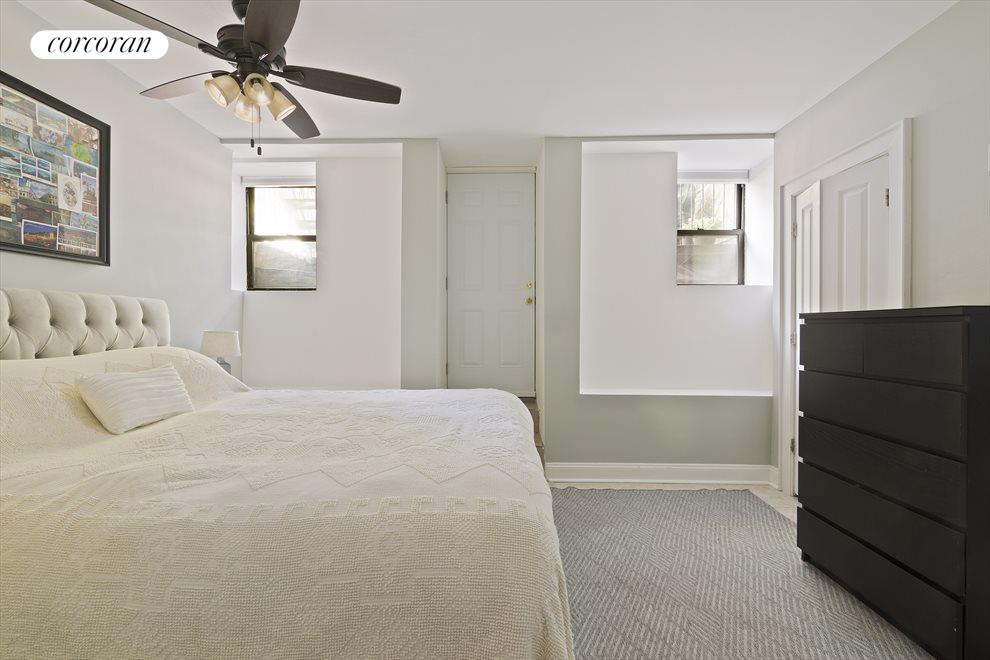 New York City Real Estate | View 353 21st Street, #1R | Master Bedroom
