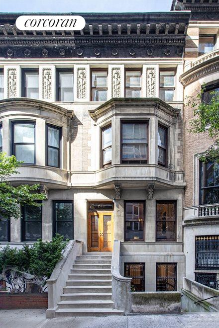 New York City Real Estate | View 263 West 90th Street | 7 Beds, 5 Baths