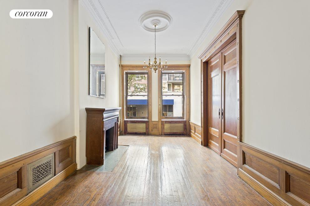 New York City Real Estate | View 263 West 90th Street | Front parlor