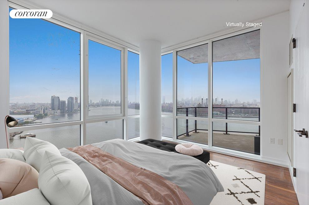 New York City Real Estate | View 21 India Street, #28K | room 3