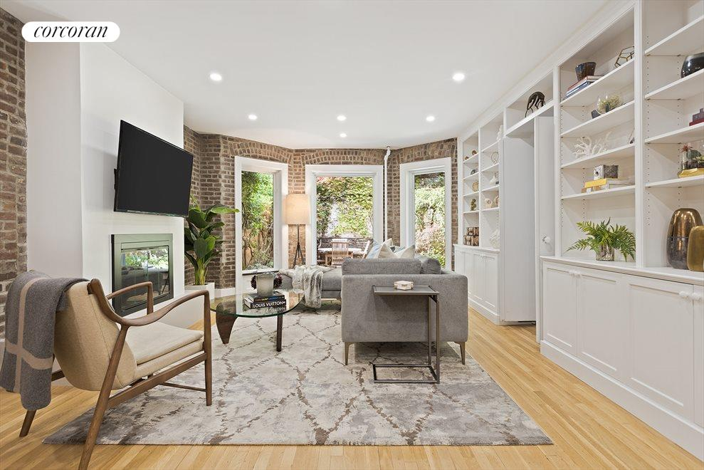 New York City Real Estate | View 28 Pierrepont Street, #1+2 | room 5