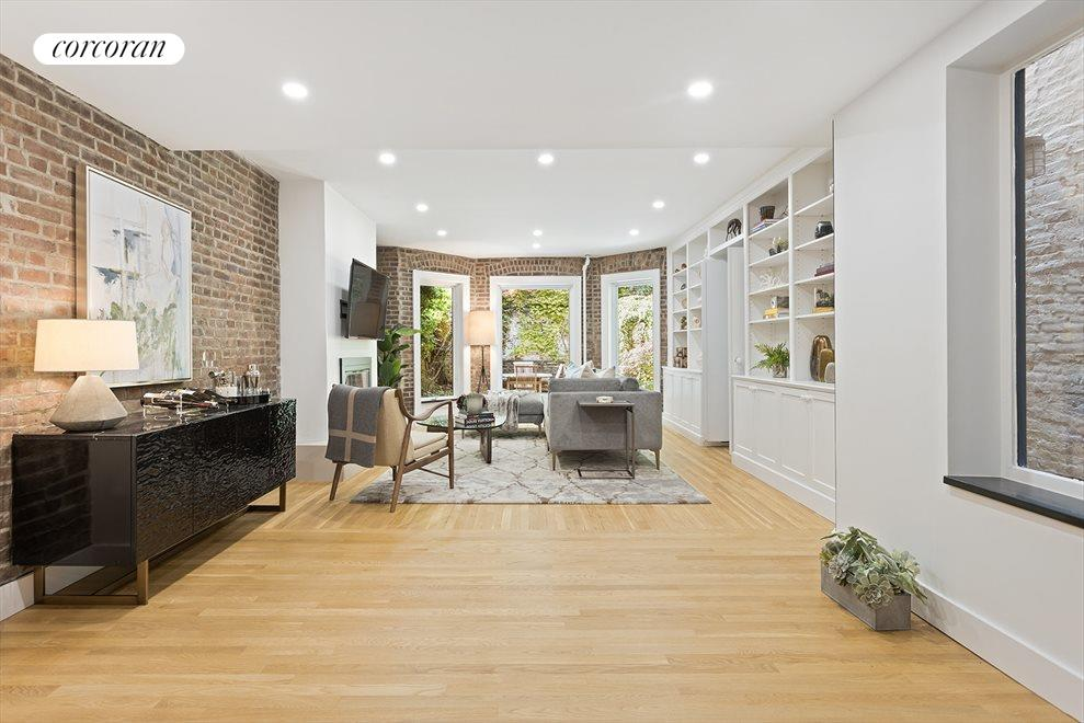 New York City Real Estate | View 28 Pierrepont Street, #1+2 | room 8