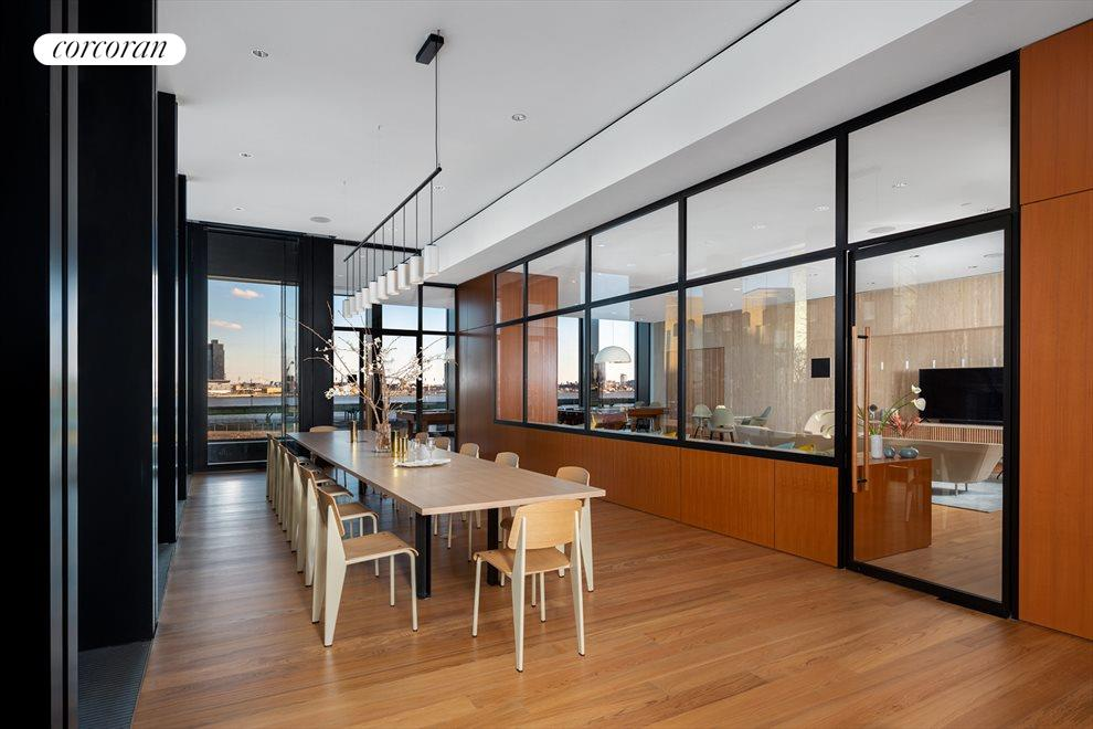New York City Real Estate | View 695 First Avenue, #31E | Dining / Conference Room
