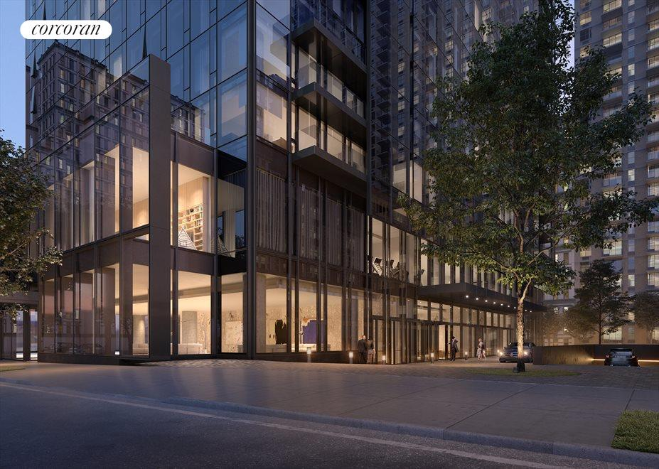 New York City Real Estate | View 695 First Avenue, #31E | West Entrance