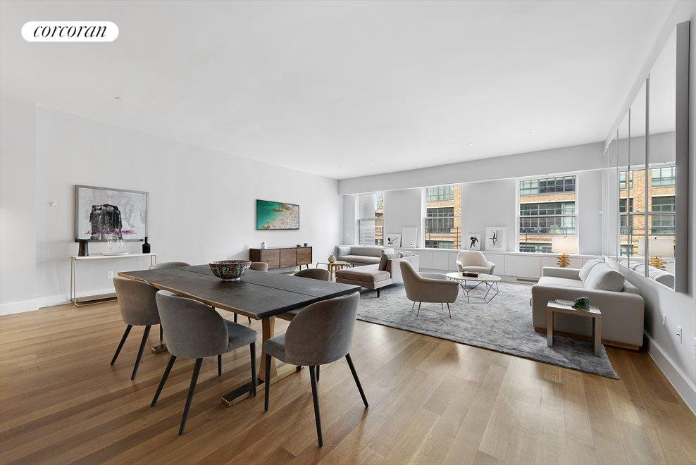 New York City Real Estate | View 15 HUBERT ST, #PHC | 3 Beds, 3 Baths
